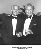 Carroll OConnor Photo - Norman Lear and Carroll Oconnor Globe Photos Inc