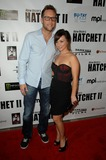 Michael Rosenbaum Photo - Michael Rosenbaum Danielle Harris attending the Los Angeles Premiere of Hatchet Ii Held at the Egyptian Theatre in Hollywood California on September 28 2010 Photo by D Long- Globe Photos Inc 2010
