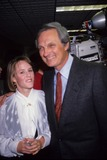 Alan Alda Photo - Mary Stuart Masterson with Alan Alda 1990 A5804 Photo by Adam Scull-Globe Photos Inc