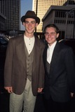 Andrew Strong Photo - Andrew Strong with Brother Rider Strong at Abc Affiliates 1995 K18141lr Photo by Lisa Rose-Globe Photos Inc