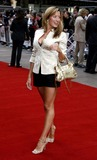 Rebecca Loos Photo - Mark ChiltonrichfotocomGlobe Photos Inc Rebecca Loos You Me and Dupree Premiere-arrivals-odeon Leicester Square London United Kingdom 08-22-