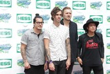 American Authors Photo - American Authors at Arthur Ashe Day at Us Tennis Open 8-29-2015 John BarrettGlobe Photos
