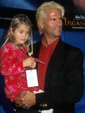 Lorenzo Lamas Photo - 1702- California Treasure Planet Premiere at the Cinerama Dome Theatre Phil Roach Ipol Globe Photos Inc I7177pr Lorenzo Lamas  Daughter Alexandra