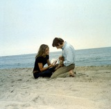 Sharon Tate Photo - Roman Polanski and Sharon Tate Globe Photos Inc