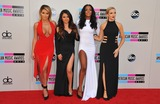 ANDREA FIMBRES Photo - Aubrey Oday Andrea Fimbres Dawn Richards Shannon Bex (of Danity Kane) attends the 2013 American Music Awards Arrivals Held at Nokia Theatre LA Live in Los Angeles California on November 24 2013 Photo by D Long- Globe Photos Inc