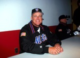 Art Howe Photo -  Sd03302003 Mets Workout at Cyclone Stadium NYC Art Howe (Coach) Photo by Barry TalesnickipolGlobe Photosinc