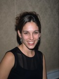 Amy Jo Johnson Photo - Amy Jo Johnson Take a Chance with the Stars at Lax Westin Hotel 1998 K13685fb Photo by Fitzroy Barrett-Globe Photos Inc