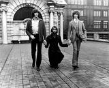 Bee Gees Photo - The Bee Gees Barry Maurice and Robin Gibb Globe Photos Inc Beegeesretro