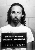 Pee-wee Herman Photo - Paul Reuben Aka Pee Wee Herman S Mug Shot For First Arrest For Masturbation During a Pornographic Movie in a Public Theatre in Florida Supplied by Globe Photo