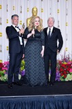 Adele Adkins Photo - Adele Adkins and Paul Epworth and Presenter Richard Gere Winner Best Music (Original Song) 85th Academy Awards  Oscars Dolby Theatre Hollywood CA February 24 2013 Roger Harvey Photo by Roger Harvey- Globe Photos Inc
