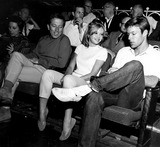 Hayley Mills Photo - Andy Williams Hayley Mills and Richard Chamberlain D834-2a Globe Photos Inc