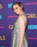 Lena Dunham Photo - The New York Premiere of the Third Season of Girls Presented by Hbo Jazz at Lincoln Center the Time Warner Center NYC January 6 2014 Photos by Sonia Moskowitz Globe Photos Inc 2014 Lena Dunham