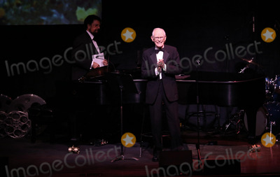 Alan Bergman Photo - Alan Bergman during the Presentation for the 40th Annual Chaplin Award Gala Honoring Barbra Streisand at Avery Fisher Hall in New York City on 4222013Credit McBrideface to face