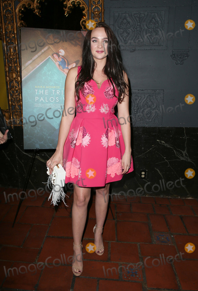 Photo - 17 November 2017 -  Los Angeles California - Stevie Lynn Jones Premiere Of IFC Films The Tribes Of Palos Verdes held at The Theatre at Ace Hotel Photo Credit Faye SadouAdMedia