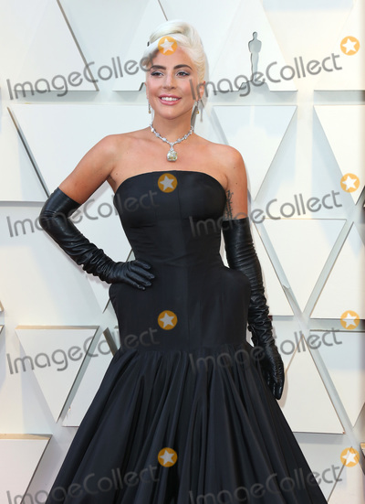 Photo - 24 February 2019 - Hollywood California - Lady Gaga 91st Annual Academy Awards presented by the Academy of Motion Picture Arts and Sciences held at Hollywood  Highland Center Photo Credit AdMedia