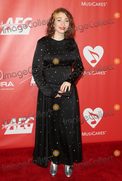 Regina Spektor Photo - 10 February 2017 - Los Angeles California - Regina Spektor 2017 MusiCares Person Of The Year Honors Tom Petty Photo Credit F SadouAdMedia