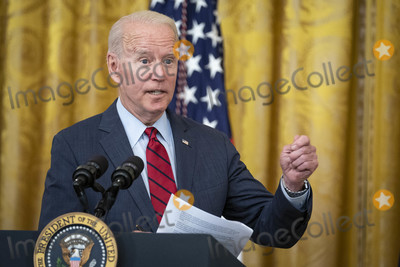 Photos From President Biden Deliverrs Remarks on Infrustructure Deal