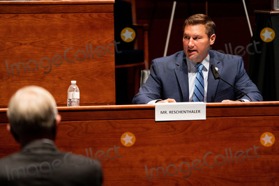 Photo - United States Representative Guy Reschenthaler (Republican of Pennsylvania) speaks during a US House Judiciary committee hearing on Oversight of the Department of Justice Political Interference and Threats to Prosecutorial Independence on Capitol Hill in Washington DC on June 24th 2020Credit Anna Moneymaker  Pool via CNPAdMedia
