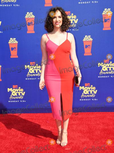 Photo - 15 June 2019 - Santa Monica California - Kate Siegel 2019 MTC Movie and TV Awards held at Barker Hangar Photo Credit Birdie ThompsonAdMedia