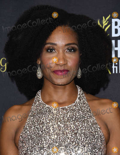 Ajare Coleman Photo - 03 April 2019 - Hollywood California - Ajare Coleman 19th Annual Beverly Hills Film Festival Opening Night held at TCL Chinese 6 Theatres Photo Credit Birdie ThompsonAdMedia