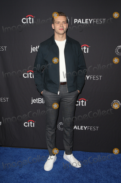 Photo - 17 March 2019 - Hollywood California - Oliver Stark The Paley Center For Medias 2019 PaleyFest LA - 9-1-1 held at The Wolf Theatre at The Dolby Theatre Photo Credit Faye SadouAdMedia