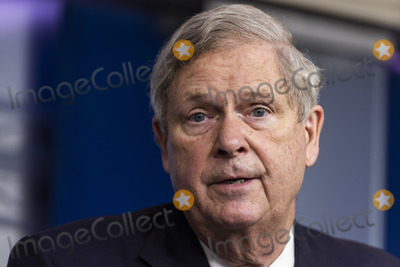 Photos From Agriculture Secretary Tom Vilsack speaks from White House