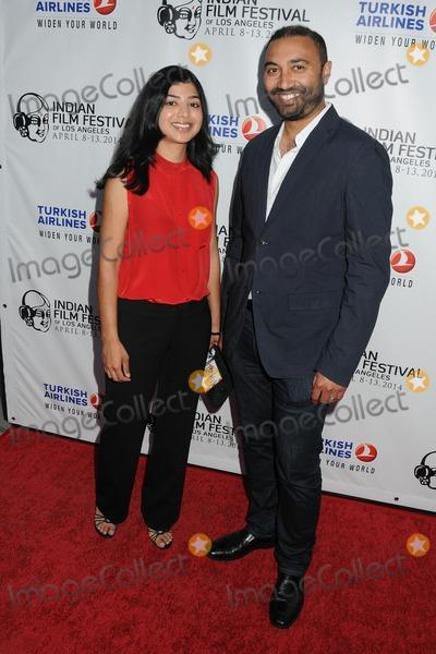 Anu Pradhan Photo - 08 April 2014 - Hollywood California - Anu Pradhan Mahesh Pailoor Indian Film Festival Los Angeles Opening Night Premiere of Sold held at Arclight Cinemas Photo Credit Byron PurvisAdMedia