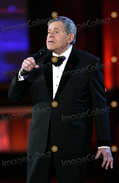 Jerry Lewis Photos - 20 August 2017 - Jerry Lewis the brash slapstick comic who became a pop culture sensation in his partnership with Dean Martin and then transformed himself into an auteur filmmaker of such comedic classics as The Nutty Professor and The Bellboy has died in Las Vegas at the age of 91 For most of his career Lewis was a complicated and sometimes polarizing figure An undeniable comedic genius he pursued a singular vision and commanded a rare amount of creative control over his work with Paramount Pictures and other studios He legacy also includes more than 25 billion raised for the Muscular Dystrophy Association through the annual Labor Day telethon that he made an end-of-summer ritual for decades until he was relieved of the hosting job in 2011 In addition to his most famous films Lewis also appeared in a number of notable works such as Martin Scorseses The King of Comedy but was largely offscreen from the late 60s on and was more active with his telethon and philanthropic efforts As late as 2016 Lewis continued to perform in Las Vegas where he first debuted his comedy routine back in 1949 File Photo 06 September 2009 - Las Vegas Nevada - Jerry Lewis The 44th Annual Jerry Lewis MDA Telethon at the South Point Hotel Casino Spa  Photo Credit MJTAdMedia