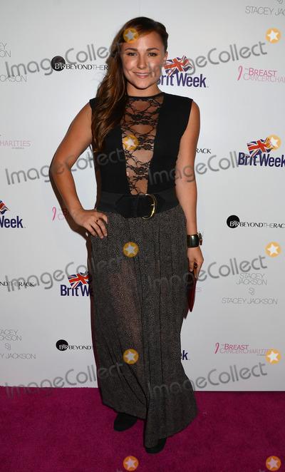 Photo - Brit Week Stacey Jackson Album Launch Party
