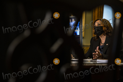 Photo - Harris Meets White House Task Force on Worker Organizing and Empowerment