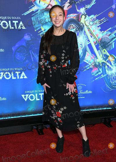 Photo - Cirque Du Soleils Volta Los Angeles Premiere