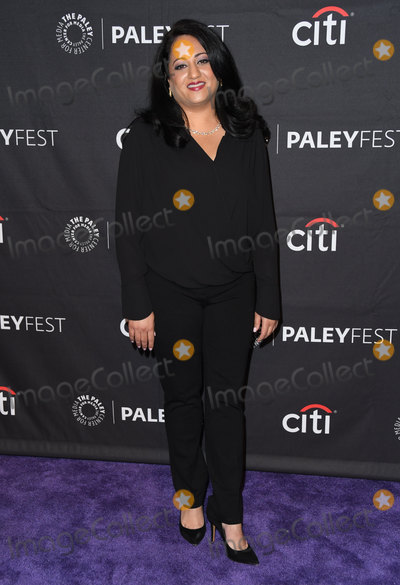 Aseem Batra Photo - 10 September 2018 - Beverly Hills California - Aseem Batra I Feel Bad - The Paley Center For Medias 2018 PaleyFest Fall TV Previews held at Paley Center for Media Photo Credit Birdie ThompsonAdMedia