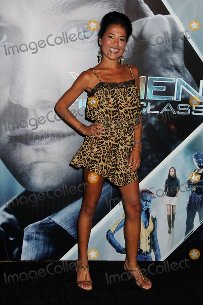 Ariel Tweto Photo - 8 September 2011 - Hollywood California - Ariel Tweto X-Men First Class Blu-RayDVD Release Party held at the Roosevelt Hotel Photo Credit Byron PurvisAdMedia