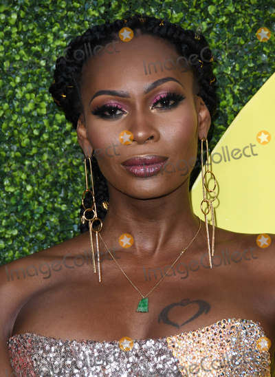 Photo - 06 December 2018 - Beverly Hills California - Dominique Jackson GQ Men of the Year Party 2018 held at Benedict Estate Photo Credit Birdie ThompsonAdMedia