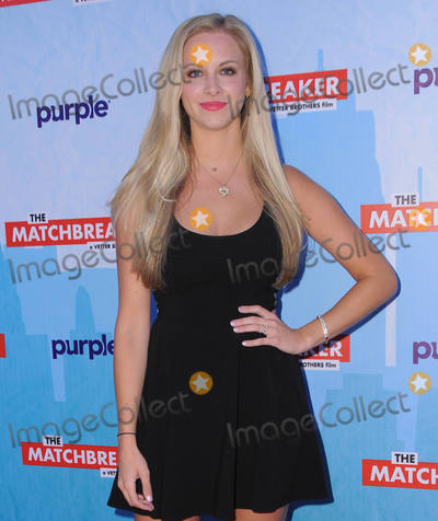 Taylor Kalupa Photo - 04 October 2016 - Hollywood California Taylor Kalupa Premiere Of Stadium Medias The Matchbreaker  held at ArcLight Cinemas Cinerama Dome Photo Credit Birdie ThompsonAdMedia