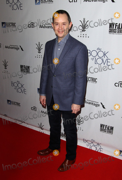 Richard Robichaux Photo - Book of Love Premiere
