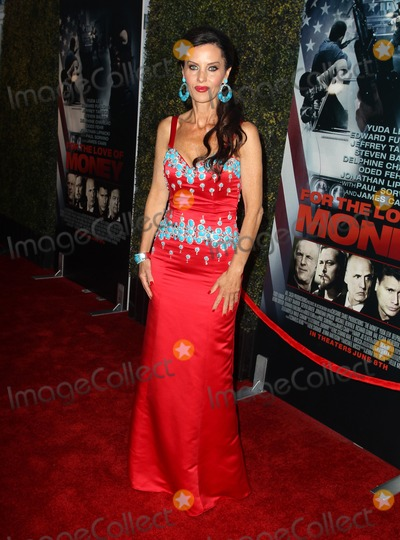 Aline Shomof Photo - 5 June 2012 - Beverly Hills California - Aline Shomof For The Love Of Money  Los Angeles Premiere Held at The Writers Guild Theater Photo Credit Kevan BrooksAdMedia