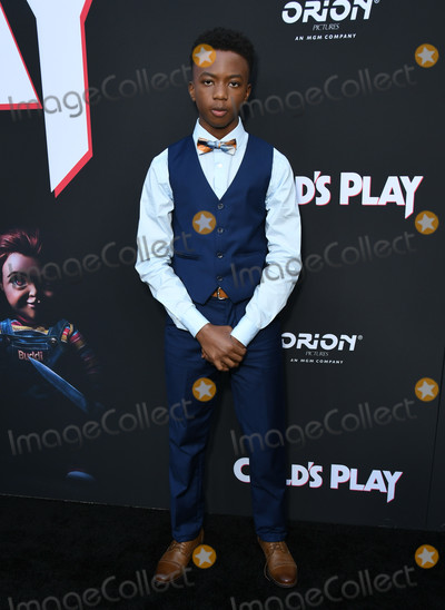 Photo - 19 June 2019 - Hollywood California - Marlon Kazadi Childs Play Los Angeles Premiere Los Angeles Premiere held at the Arclight Hollywood Photo Credit Birdie ThompsonAdMedia