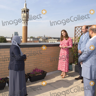 Photos From Duke and Duchess of Cambridge Visit London