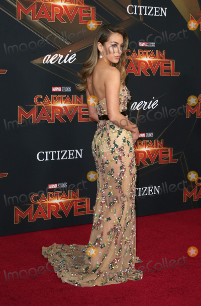 Photos From Marvel Studios 'Captain Marvel' Premiere