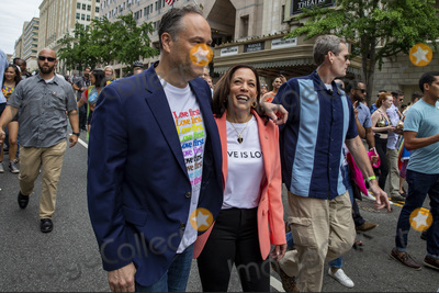 Photos From Vice President Kamala Harris attends Capital Pride Celebration