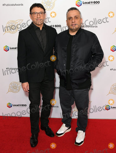 Anthony Russo Photo - 07 February 2020 - Beverly Hills - Anthony Russo Joe Russo 57th Annual ICG Publicists Awards Luncheon  held at Beverly Hilton Hotel Photo Credit Birdie ThompsonAdMedia
