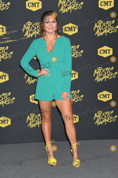Abbey Anderson Photo - 06 June 2018 - Nashville Tennessee - Abbey Anderson 2018 CMT Music Awards held at Bridgestone Arena Photo Credit Laura FarrAdMedia