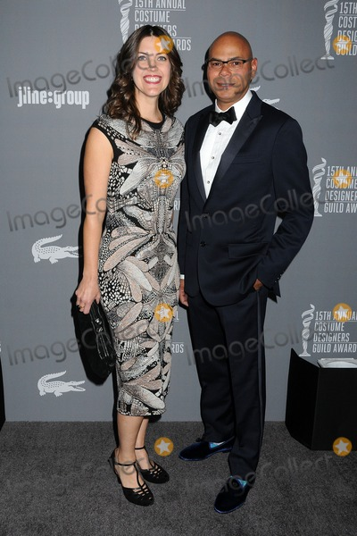 Alonzo Wilson Photo - 19 February 2013 - Beverly Hills California - Ann Walters Alonzo Wilson 15th Annual Costume Designers Guild Awards held at the Beverly Hilton Hotel Photo Credit Byron PurvisAdMedia