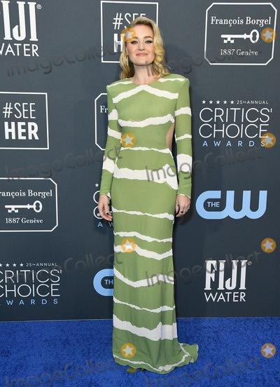 Photo - 25th Annual Criticis Choice Awards - Arrivals