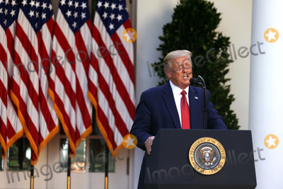 Photos From President Trump Holds a Press Conference at White House