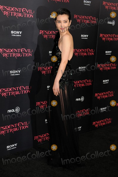 Photo - Resident Evil Retribution Los Angeles Premiere
