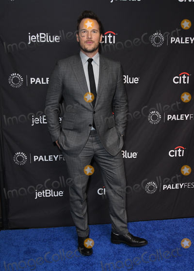 Photo - 21 March 2019 - Hollywood California - Chris Pratt 2019 PaleyFest LA - NBCs Parks and Recreation 10th Anniversary Reunion held at The Dolby Theater Photo Credit Birdie ThompsonAdMedia