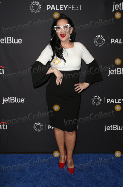 Photo - 17 March 2019 - Hollywood California - Michelle Visage The Paley Center For Medias 2019 PaleyFest LA - RuPauls Drag Race held at The Wolf Theatre at The Dolby Theatre Photo Credit Faye SadouAdMedia