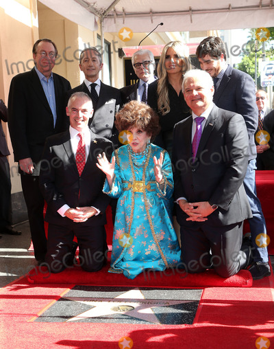 Photos From Gina Lollobrigida Honored With Star On The Hollywood Walk Of Fame